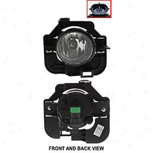 2007-2011 Nissan Altima Fog Light Replacement Nissan Fog Light Rbn107507 07 08 09 10 11