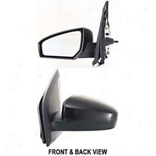 2007-2011 Nissan Sentra Mirror Kool Vue Nissan Mirror Ns52l 07 08 09 10 11