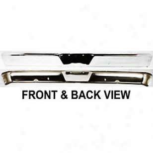 2007-2011 Toyota Tundra Bumper Replacement Toyota uBmper Arbt010902 07 08 09 10 11