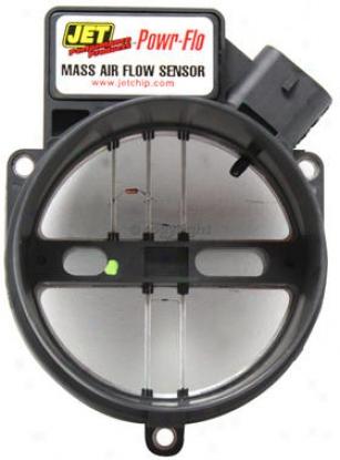 2007 Buick Rainier Mass Air Flow Sensor Jet Performance Buick Masss Air Flow Sensor 69101 07