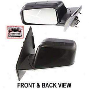2007 Ford Edge Mirror Kool Vue Ford Mirror Fd137el 07