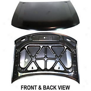 2008-2009 Ford Taurus Hood Replacement Ford Hood Arbf130103s 08 09