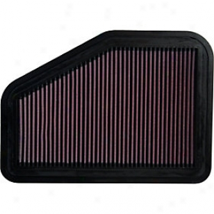 2008-2009 Pontiac G8 Air Filter K&n Pontiac Ajr Filter 33-2919 08 09