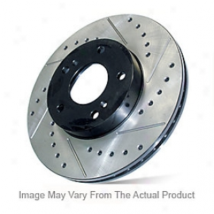 2008-2010 Bmw 535i Brake Dsic Centric Bmw Brake Disc 127.34072l 08 09 10