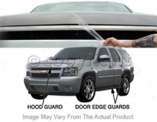 2008-2010 Cadillav Cts Body Protection Thread Husky Liners Cadillac Body Protection Film 06019 08 09 10