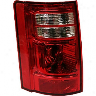 2008-2010 Dodge Grand Caravan Tail Light Replacement Dodge Tail Light Rbd730105q 08 09 10
