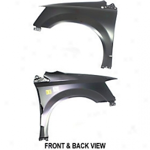 2008-2011 Chrysler Town & Countryy Fender Replacement Chrysler Fender C220188q 08 09 10 11