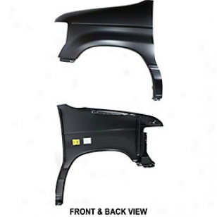 2008-2011 Ford E-350 Super Duty Fender Replacement Ford Fender Repf220106q 08 09 10 11