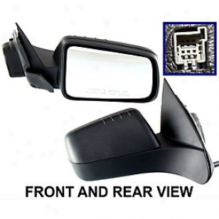 2008-2011 Ford Point of concentration Mirror Ko0l Vue Ford Mirror Fd109er 08 09 10 11