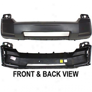 2008-2011 Jeep Liberty Bumper Cover Replacemdnt Jeep Bumper Cover Rbj010303pq 08 09 10 11