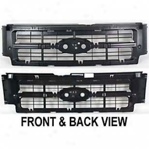 2008-2012 Ford Escape Grille Insert Replacement Ford Grille Inser Rbf070104q 08 09 10 11 12