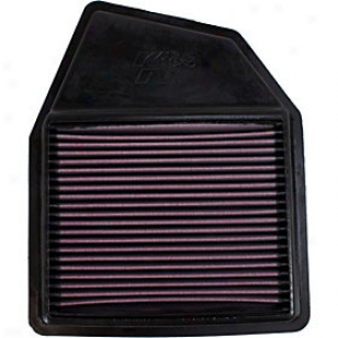 2008-2012 Honda Accord Air Filter K&n Honda Aie Filter 33-2402 08 09 10 11 12