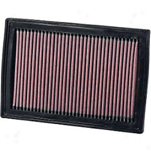 2008-2012 Lexus Ls600h Tune Filter K&n Lexus Air Filter 33-2381 08 09 10 11 12