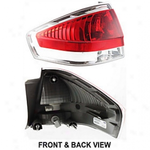 2008 Fofd Focus Tail Light Replacement Ford Back part Light A5bf730101 08