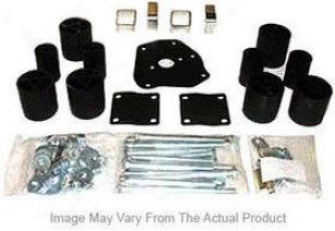 2009-2010 Ford F-150 Body Lift Kit Perf Accessories Stream oBdy Lift Ki 70093 09 10