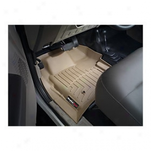 2009-2010 Ford F-450 Super Duty Floor Mats Weathertech Ford Prevail over Mats 451261 09 10