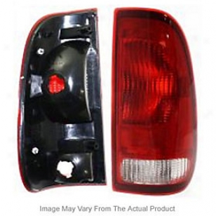 2009-2012 Chevrolet Traverse Tail Light Replacement Chevrolet Tail Light Repd730213 09 10 11 12