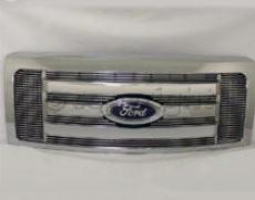2009 Ford F-150 Billet Grille Precision Grilles Ford Billet Grille 604154 09