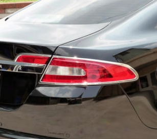2009 Jaguar Xf Tail Light Trim Apa/uro Parts Jaguar Tail Light Trim Rrl-xf 09