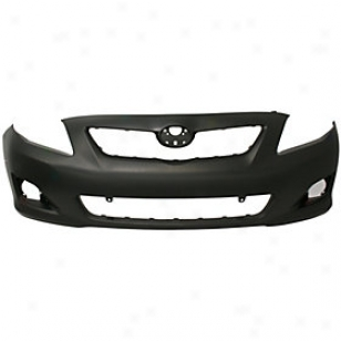2009 Toyota Corolla Bumper Cover Replacement Toyota Bumper Cover Rbt010302p 09