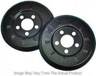 2010-2011 Honda Cr-v Brake Dust Shieldz Kleen Wheels Honda Brake Dust Shields 2344 10 11