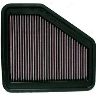 2010-2011 Lotus Evora Air Filter K&n Lotus Air Strain 33-2355 10 11
