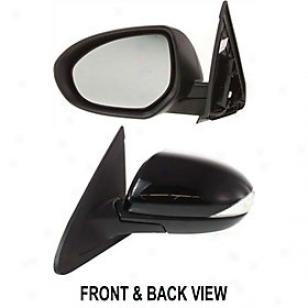 2010-2011 Mazda 3 Mirror Kool Vue Mazda Mirror Ma62el-s 10 11