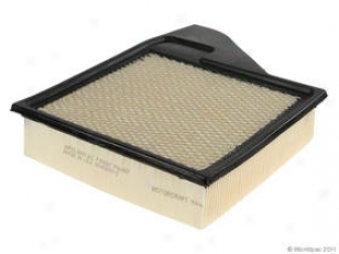 2010-2012 Ford Mustang Air Filter Motorcraft Ford Air Filter W0133-1849601 10 11 12