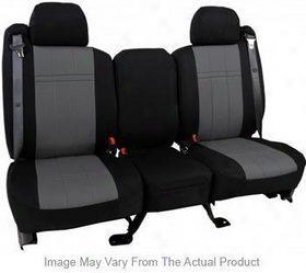 2010 Ford Ranger Seat Cover Caltrend Ford Seat Cover Fd366-08dd 10