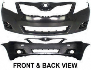 2010 Toyota Camry Bumper Cover Replacement Toyota Buker Cover Rept010307p 10