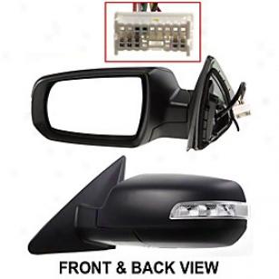 2011-2012 Kia Sorento Mirror Kool Vue Kia Mirror Ka36el-s 11 12