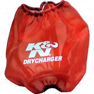 Air Filter Wrap K&n  Air Filter Wrap Rf-1042dr