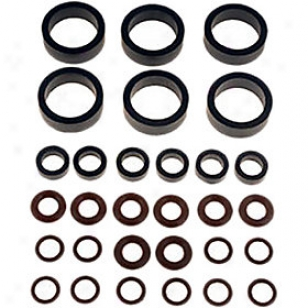 Fuel Injector O-ring Dorman  Fuel Injector O-ring 90100