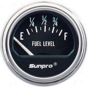 Fuel Level Gauge Sunpro  Fuel Level Gauge Cp7950