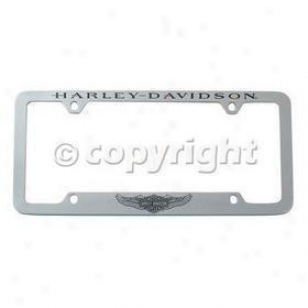 License Plate Frame License Frame Inc  License Plate Frame Hdlf21uf