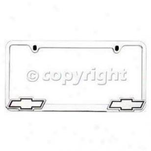 License Plate Frame Pilot  License Plate Frame Wl011-c