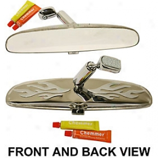 Rear View Mirror Kool Vue  Rear Sight Mirror Um100