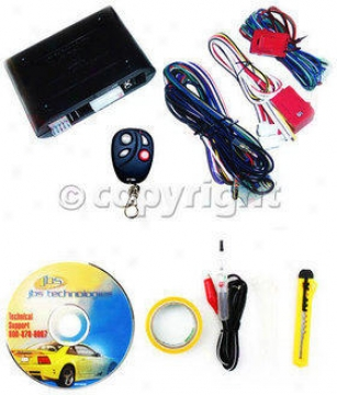 Remote Starter Bulldog Secyrity  Remote Stafter Rs1100