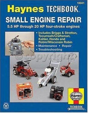 Mend Manual Haynes  Repair Manual 10341