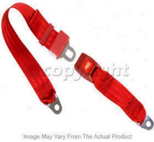Seat Belt Beams  Seat Belt 1256-60-69 Charcoal