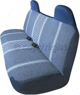 Seat Cover Allison  Seat Cover 65-1919blu