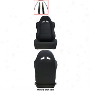 Seat Garage Pro  Seat C98711 Black