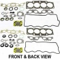 1987-1996 Toyota Celica Engine Gasket Set Replacement Toyota Engine Gasket Set Rept312717 87 88 89 90 91 92 93 94 95 96