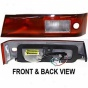 1997-1999 Toyota Camry Tail Light Replacement Toyota Tail Litht T731303q 97 98 99