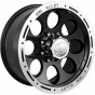 1998-2004 Chevrolet Tracker Wheel Ion Alloy Wheels Chevrolet Wheel 174-6885b 98 99 00 01 02 03 04
