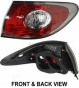 2002-2003 Lexus Es300 Tail Light Replacement Lexus Tail Light Repl730115 02 03
