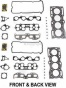 2002-2006 Nissan Sentra Engine Gasket Set Replacement Nissan Engone Gasket Set Repn312726 02 03 04 05 06