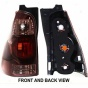 2003-2005 Toyota 4runner Tail Light Replacement Toyota Caudal appendage Light T730102 03 04 05