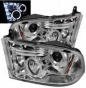 2009-2010 Dodge Ram 1500 Headlight Spyder Dodge Headlight Pro-yd-dr09-hl-c 09 10