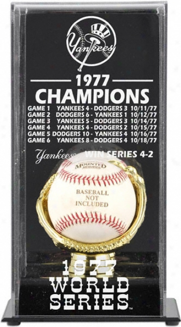 1977 New York Yankees World Series Champs Display Suit